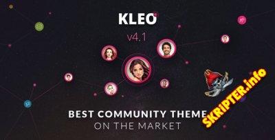 Kleo v4.1.4 Rus - многофункциональный шаблон для WordPress