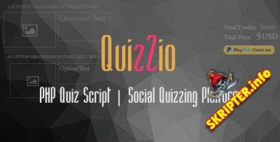 Quizzio v1.0 - скрипт новостного портала