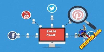 SMM Panel v1.0 - Social Media Marketing Panel