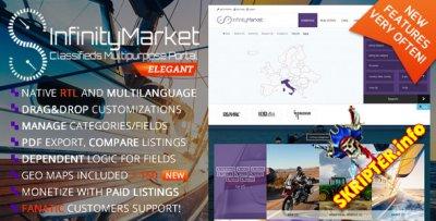 Infinity Market v1.5.9 - доска объявлений