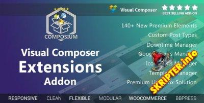 Visual Composer Extensions v5.2.2 - визуальный конструктор для WordPress