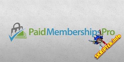 Paid Memberships Pro v1.8.10.4 - организация платных подписок для Wordpress