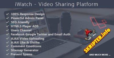 iWatch v1.4 - скрипт видео портала