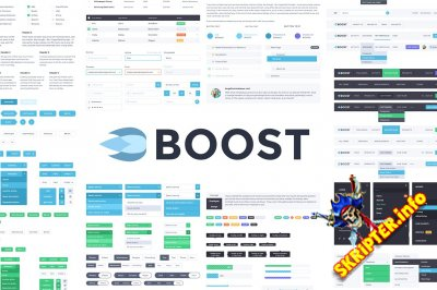 Boost UI Kit