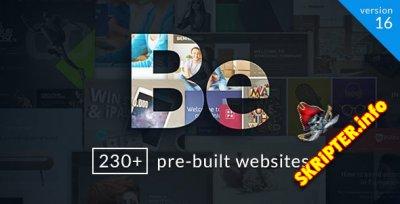 BeTheme v16.0 Rus - потрясающая премиум-тема для WordPress