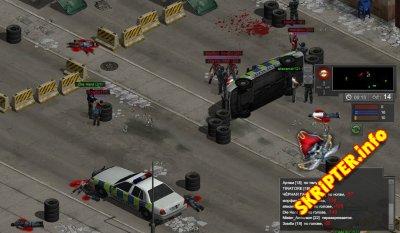 Скрипт браузерной игры Z-War
