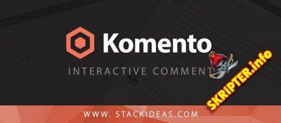 Komento 3.0.2 PRO RUS - компонент комментариев для Joomla