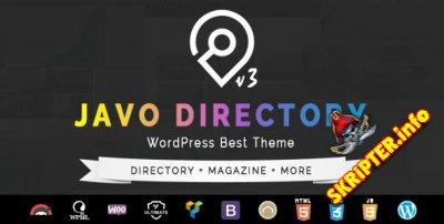Javo Directory v3.3.1 - бизнес шаблон для WordPress