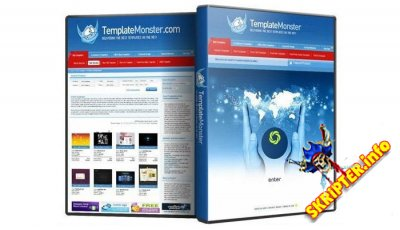 TemplateMonster Site Collection - Series 22000