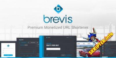 Brevis v1.3.1 - скрипт сервиса коротких ссылок