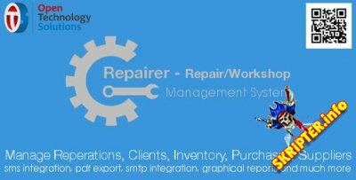 Repairer v1.2 - скрипт управления магазином / мастерской