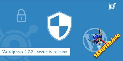 WordPress 4.7.3 Rus