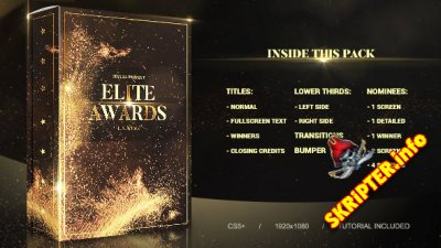 Elite Awards Pack - Project for After Effects (Videohive)
