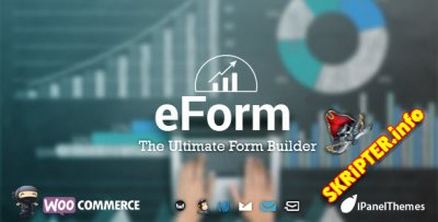 eForm v3.6.2 - конструктор форм для WordPress