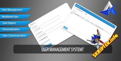 User Management System v3.0.0 - система управления пользователями