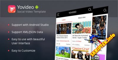 YoVideo v1.6.3 - Social network of video