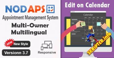 NodAPS v3.7 - скрипт для работы с клиентами