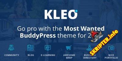 Kleo v4.3.12 Rus - многофункциональный шаблон для WordPress
