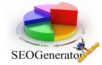 SEO Generator v4.7 - автоматические мета-теги для Joomla