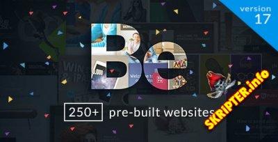 BeTheme v17.8.6 Rus - потрясающая премиум-тема для WordPress