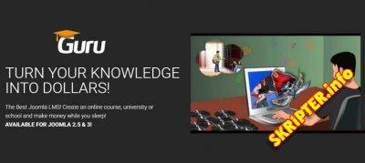 iJoomla Guru Pro v5.1.6 Rus - компонент онлайн обучения на Joomla