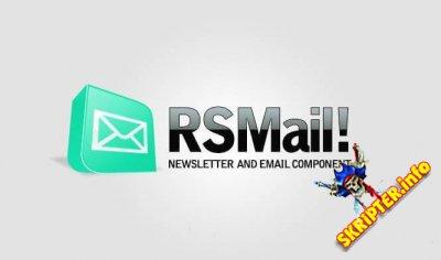 RSMail! v1.22.5 Rus - компонент почтовых подписок для Joomla