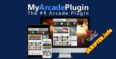 MyArcadePlugin v5.34.0 - создание сайта с играми на WordPress