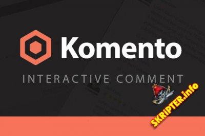 Komento Pro v3.0.10 Rus - компонент комментариев для Joomla
