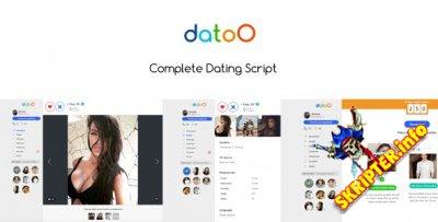 Datoo v1.0 - скрипт сайта знакомств