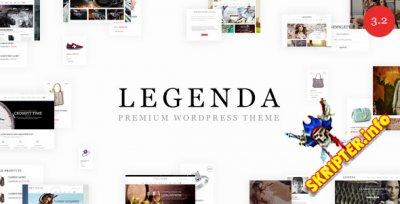 Legenda v3.2 - универсальный шаблон для WordPress