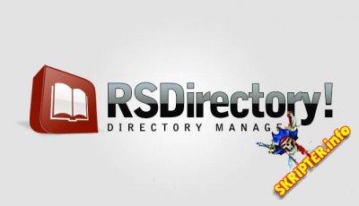 RSDirectory v1.8.11 Rus - создание сайта-каталога на Joomla