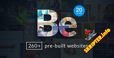BeTheme v20.1 Rus - потрясающая премиум-тема для WordPress