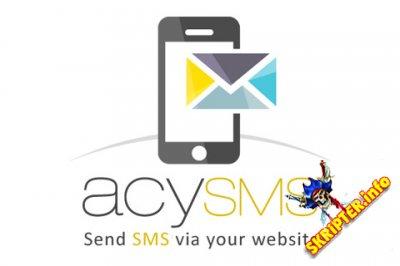 AcySMS v3.2.0 Rus - компонент SMS рассылок для Joomla