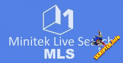 Minitek Live Search v3.4.4 - умный поиск на AJAX для Joomla