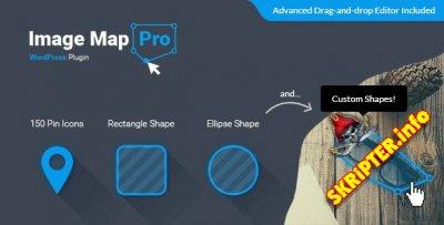 Image Map Pro v4.4.1 - плагин создания изображений карт для WordPress