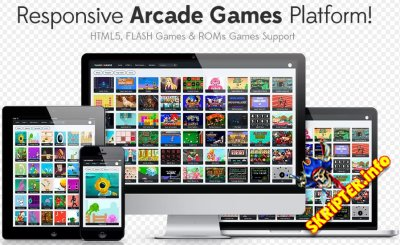 Arcade Game Script v1.2.2 - скрипт игрового портала