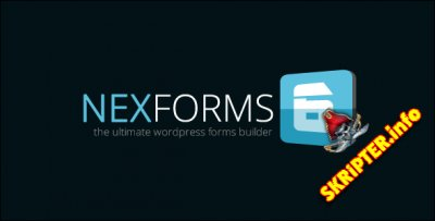 NEX-Forms v6.9.1- конструктор форм для WordPress