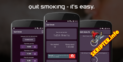 Quit smoking (android) v1.0