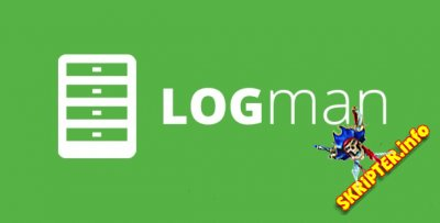 LOGman v3.1.2 - мощный компонент логов для Joomla