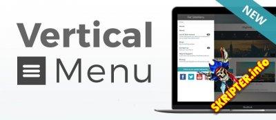 Offlajn Vertical Menu v3.1.201 - модуль выпадающего меню для Joomla