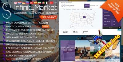 Infinity Market v1.6.1 - доска объявлений
