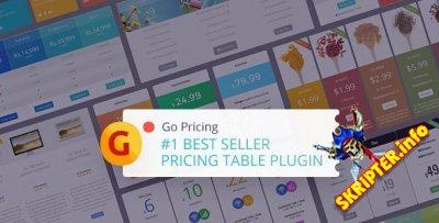 Go Pricing v3.3.8 - таблицы цен для WordPress