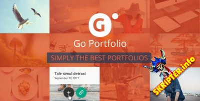Go Portfolio v1.7.2 - плагин портфолио для WordPress