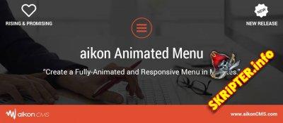 aikon Animated Menu v1.4.2 Rus - анимированное меню для Joomla