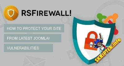 RSFirewall v2.11.21 Rus - безопасность сайта Joomla