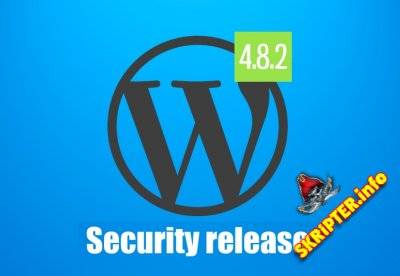 WordPress 4.8.2 Rus