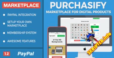 Purchasify v1.2 - скрипт интернет магазина