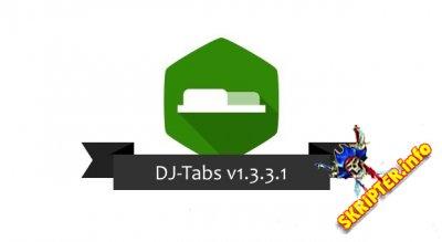 DJ-Tabs v1.3.4 Rus - мощный компонент анимированных вкладок для Joomla