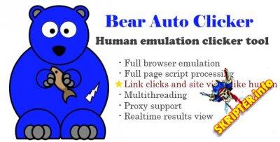 Bear Auto Clicker v1.9 Portable