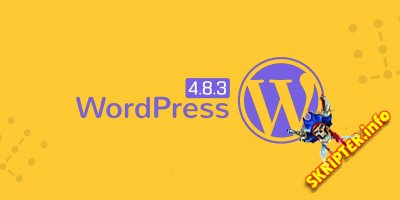 WordPress 4.8.3 Rus